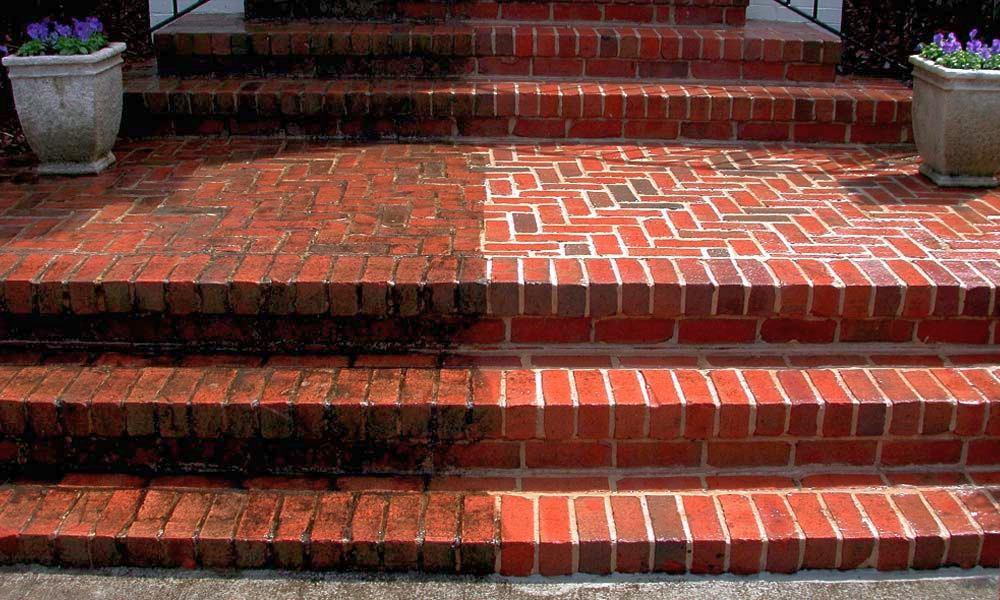 Очистка тротуарной плитки и садовых дорожек, террас Республика БЕЛАРУСЬ