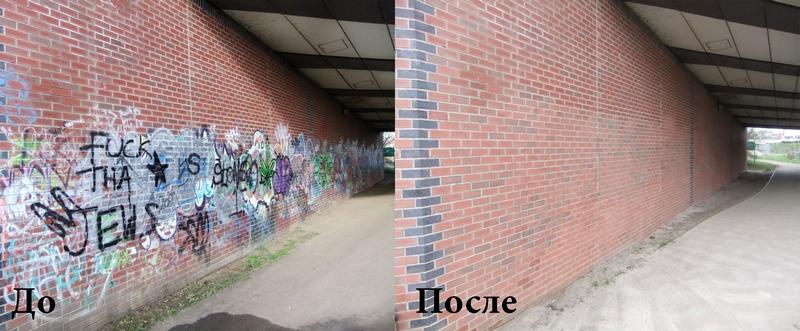 Очистка кирпичной кладки стен Республика БЕЛАРУСЬ