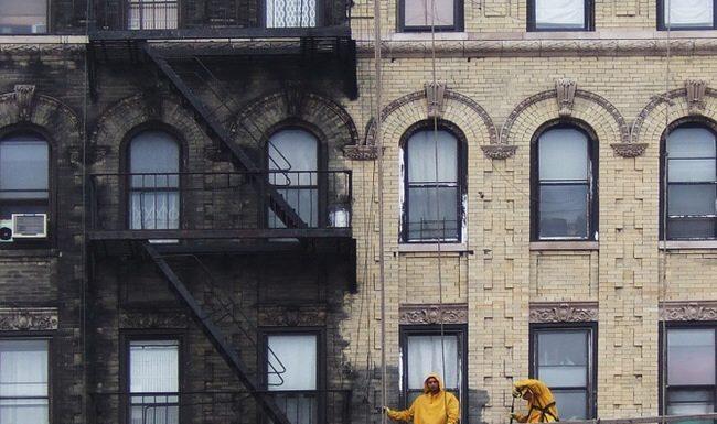 очистка фасадов из кирпича, пено- и газобетона, штукатурки, бетона и камня Республика БЕЛАРУСЬ