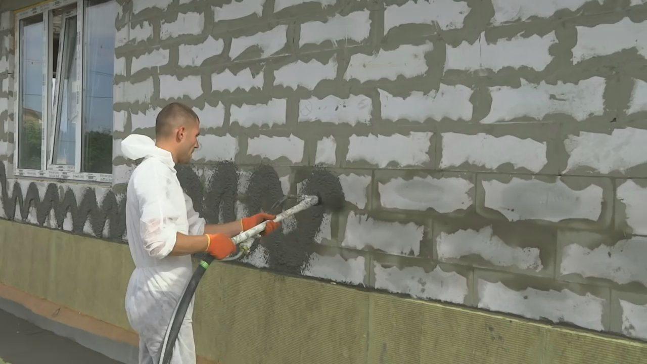 штукатурка стен машинным способом цена Республика БЕЛАРУСЬ