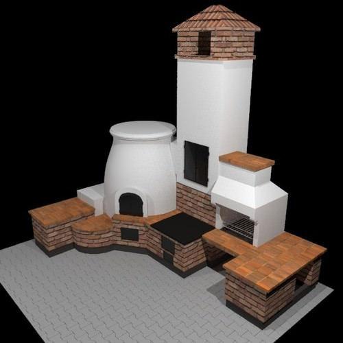 Проектирование Печей и каминов (3D визуализация)  Республика БЕЛАРУСЬ