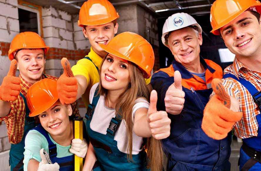 строители для постройки дома Республика БЕЛАРУСЬ